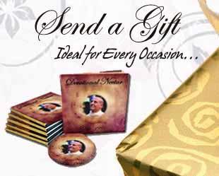 Gift of Devotional CD's